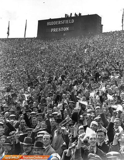 طرفداران فوتبال در بریتانیا