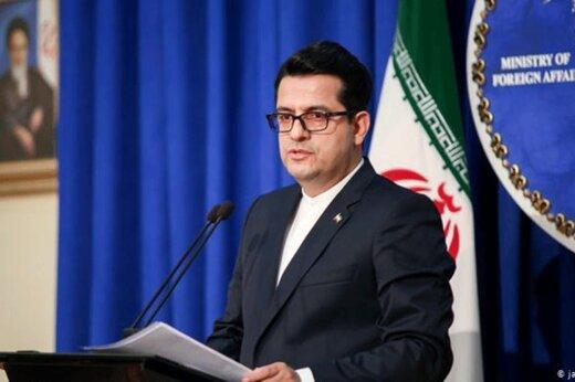 فیلم | موسوی: ایران خواهان احترام گذاشتن به حاکمیت ملی سوریه است