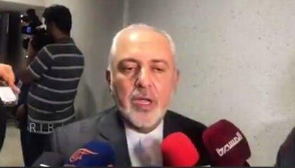 ظریف: تصمیم «افایتیاف» کاملاً سیاسی است