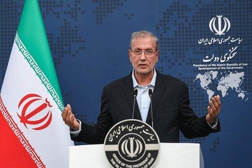 نگرانی سخنگوی دولت از عدم تصویب افایتیاف و ورود ایران به لیست سیاه