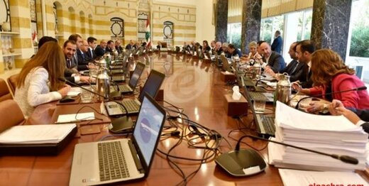 لبنان تعدادی از بندهای پیشنهادی حریری را تصویب کرد