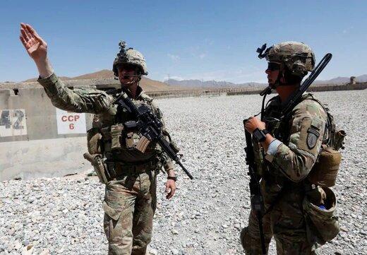 آمریکا مخفیانه در حال کاهش نیروهایش در افغانستان است