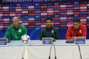 تیمها نپال را دست کم نگیرند / ایران با ترکیبی جوان حاضر شده است / مربی افغانستان به نشست خبری نیامد