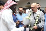 استقبال از جانشین برانکو در عربستان