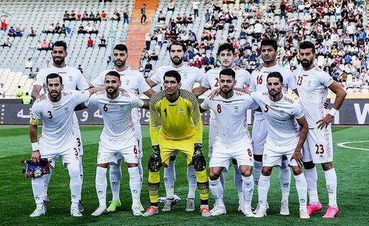 بازیهای تیم ملی فوتبال ایران به تعویق افتاد