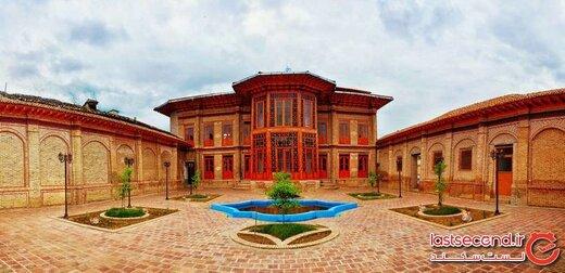 عمارت فاضلی، جاذبه بینظیر ساری که متعلق به دو حکومت بود!