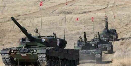 """ترکیه: ۶۳ کشور را از روند عملیات """"چشمه صلح"""" مطلع کردیم"""