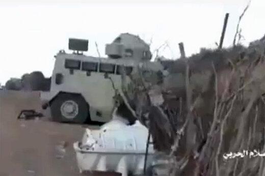 فیلم | نظامیان سعودی هنگام جنگ پوشک میبندند؟