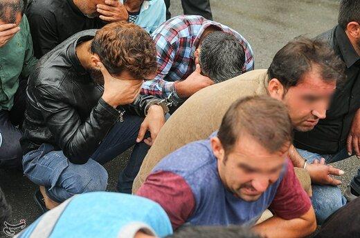 دستگیری دلالان قاچاق دارو در پایتخت