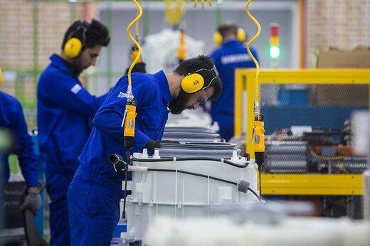 نیاز بخش صنعت به ۳۶۰ هزار میلیارد تومان سرمایه