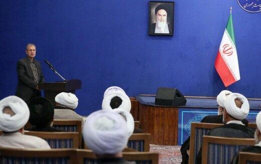 ربیعی: حمله به دولت هنر شده است/ حمایت جامعه روحانیت از دولت جای تقدیر دارد