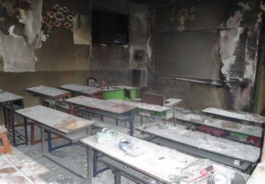 رای نهایی پرونده آتش سوزی منجر به فوت ۴ کودک در پیش دبستانی زاهدان