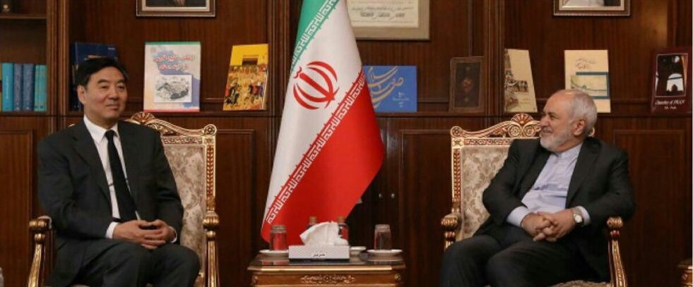 China's special envoy confers with Iran's FM on regional developments