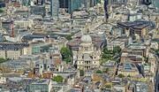 تصاویر | لندن و هندسه نامتقارن!