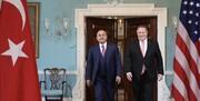آمریکا عقب نشینی کردها را تایید کرد