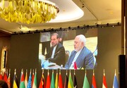 فراخوان ظریف در اجلاس باکو