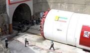 پیشرفت تونل زاب به دریاچه ارومیه به ۸۶درصد رسید