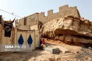 """هشدار حادثهخیزی و رانش منطقه مسکونی """"منبع آب"""" اهواز"""