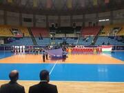 برد پرگل تاجیکستان برابر نپال در آغاز مرحله مقدماتی فوتسال قهرمانی آسیا