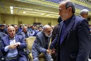 عکسی از همنشینی حسین شریعتمداری با اصلاحطلبان