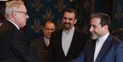 دیدار «عراقچی» و «ریابکوف» در مسکو؛ بحث درباره برجام در میان است