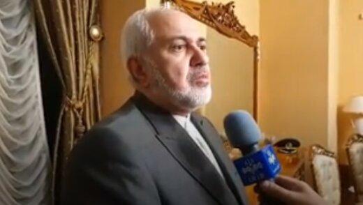 ظریف: تروریسم اقتصادی آمریکا علیه مردم عادی ایران است