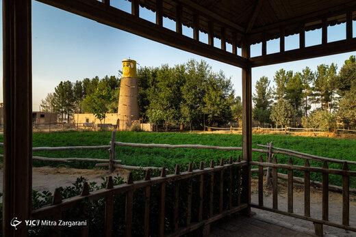 مسجد چوبی