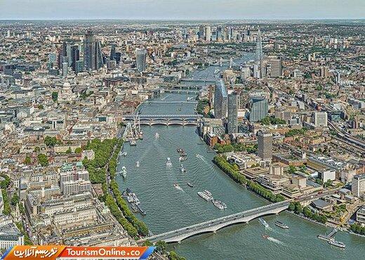لندن و هندسه نامتقارن