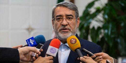 آمار وزیر کشور از تعداد داوطلبان تایید صلاحیت شده انتخابات مجلس