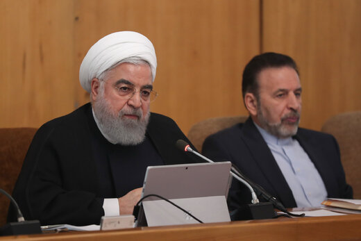 President Rouhani says enemy thinks hurting nuclear deal destroys Islamic Establishment