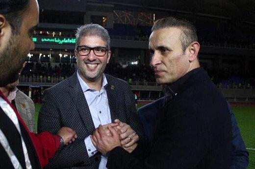 واکنش گلمحمدی به شایعه جدایی از شهرخودرو