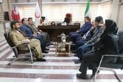 هلال احمر استان کردستان پیشگام در یاری رساندن به مصیبت دیدگان شمال سوریه