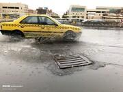 جادههای شمال، بارانی و پرترافیک
