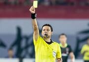 قضاوت فغانی در رقابتهای انتخابی جام جهانی قطر