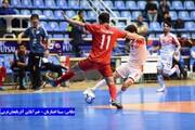 تصاویر | روز دوم مسابقات مقدماتی فوتسال قهرمانی آسیا در ارومیه
