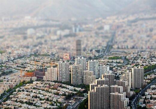 کمترین معاملات مسکن در کدام مناطق تهران صورت میگیرد؟