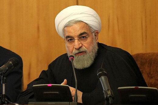 فیلم   روحانی: مردم میدانند چه کسی برجام را زمین زد