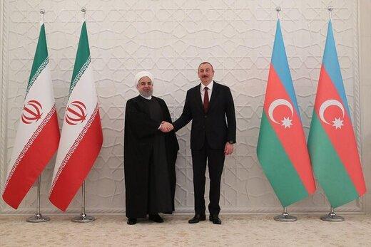 روحانی به علیاف: آماده ساخت نیروگاه در جمهوری آذربایجان هستیم