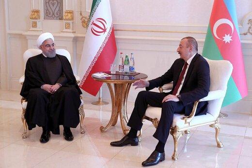 President Rouhani: Iran-Azerbaijan ties enhances to satisfactory levels