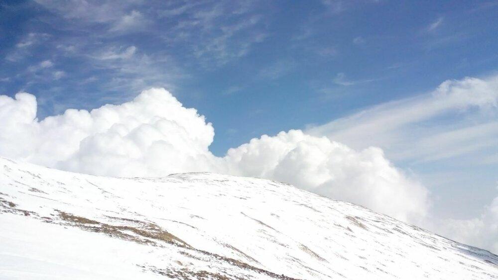 برف توچال