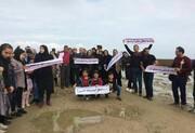 اعتراض و  اجماع شمالیها به انتقال آب خزر؛ «خلیج گرگان را دریابید»