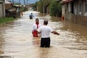 ۱۰۹ نفر در ۶ استان متاثر از حوادث جوی امدادرسانی شدند