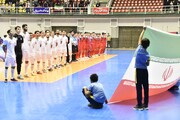 Iran Futsal Unchanged in World Ranking
