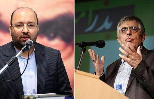 روایت کرباسچی و جواد امام از تنش در جلسه دبیران کل احزاب
