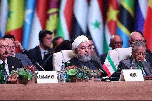 فیلم   روحانی: سوء استفاده آمریکا از دلار در تعارض مستقیم با حقوق ملّتهای مستقل است
