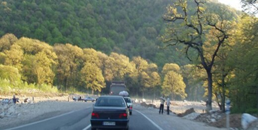 محدودیت تردد در جادههای هراز و کندوان برای تعطیلات پیش رو