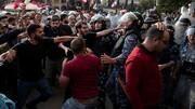 اولین فرمان سعد درباره تیراندازی میان معترضان/حامیان عون به خیابان ها آمدند