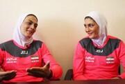 خواهران منصوریان در چین ماندگار شدند