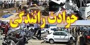 تصادف زنجیرهای ۲۶ خودرو در اتوبان قزوین-کرج