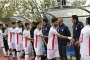 شکست استقلال مقابل تیم ملی جوانان
